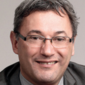 Nicolas Sansu, maire de Vierzon