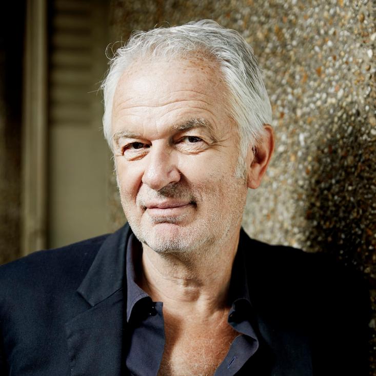 François Leclercq, architecte et urbaniste, lauréat des Pierres d'Or dans la Catégorie