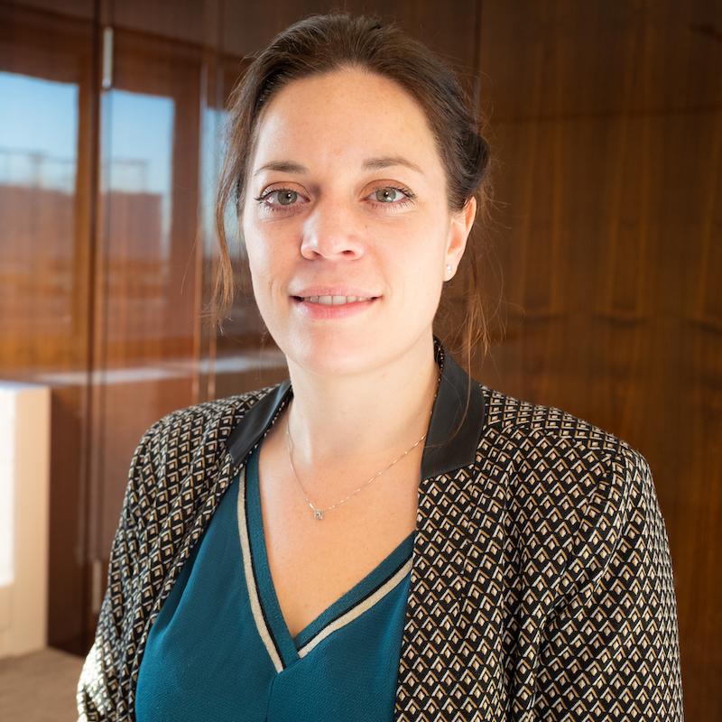 Claire-Sophie Coeudevez, Ingénieur de stratégies de santé, cadre bâti et urbain, co-gérante Medieco.