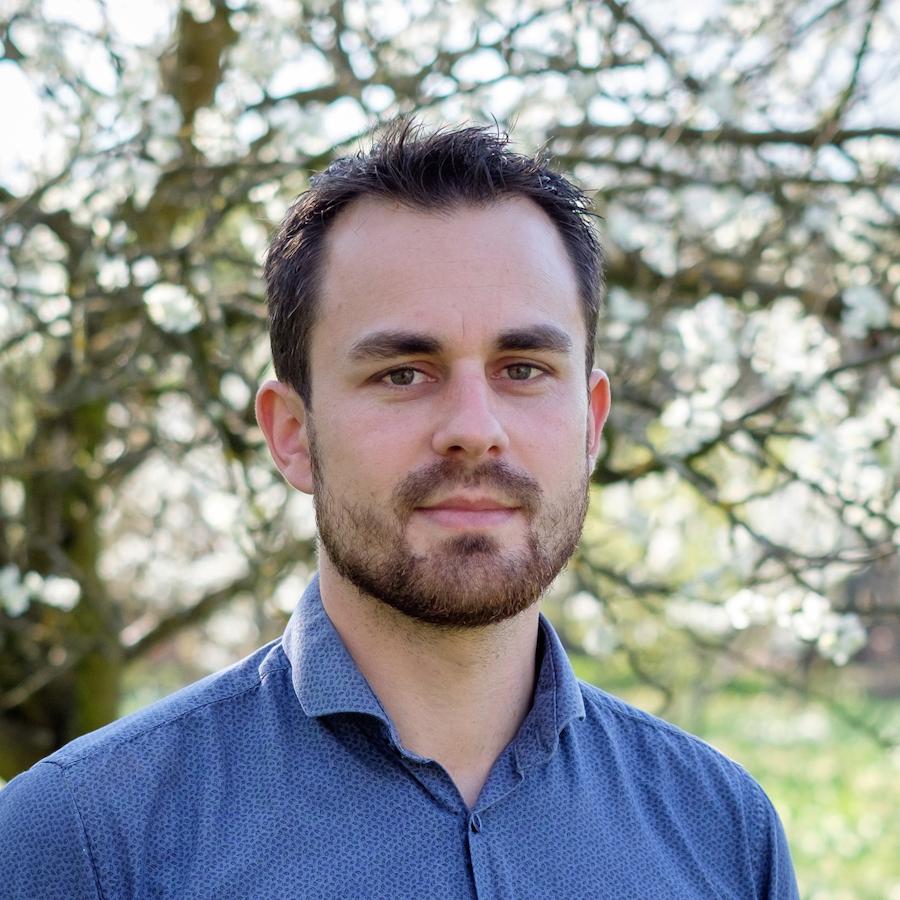 Christophe Cottarel, paysagiste concepteur chez Nymphéa Paysage & Aménagement