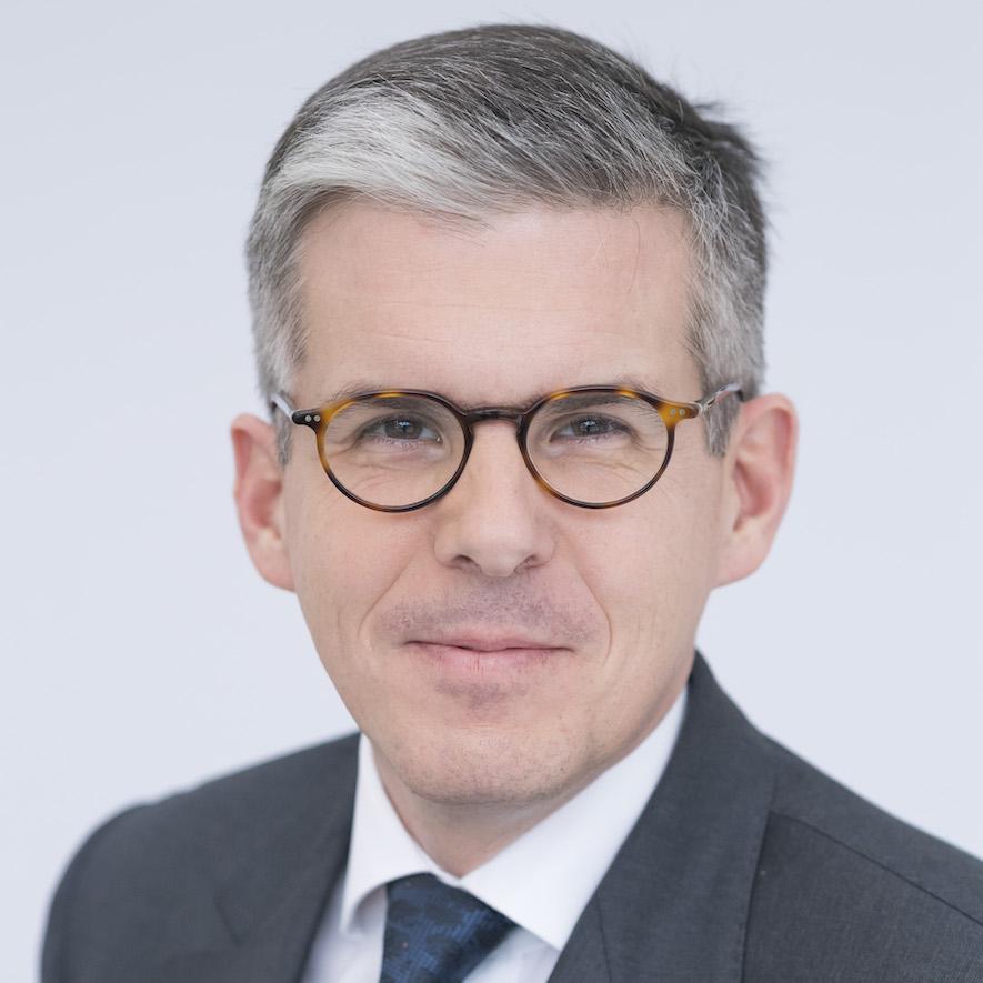 Nicolas Ferrand, Directeur général exécutif de la SOLIDEO