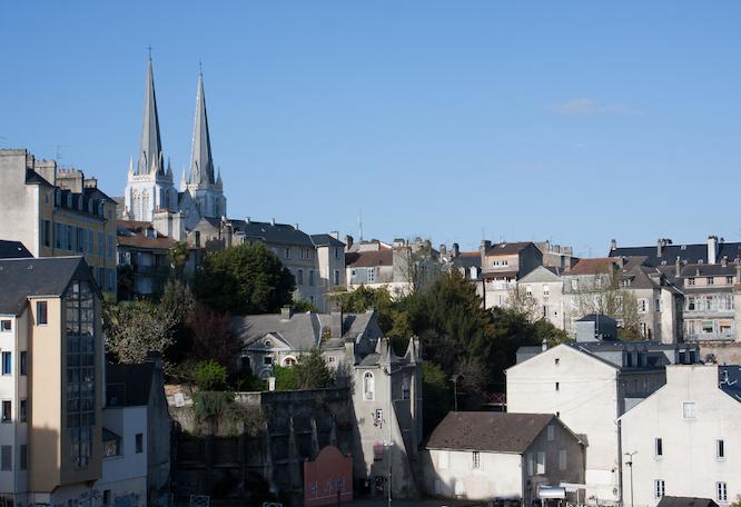 Pau - villes moyennes - Envies de ville