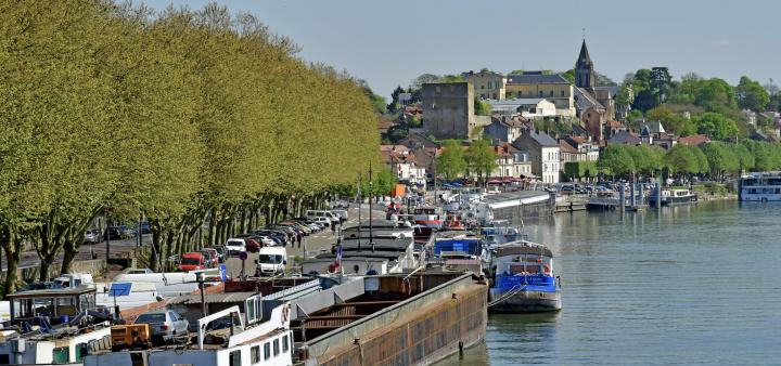 Logistique urbaine fluviale