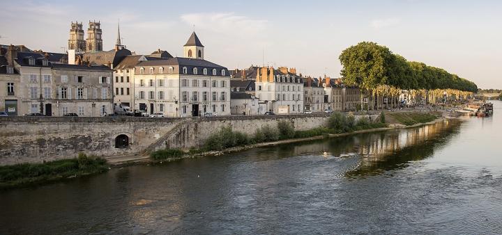 Loire à Vélo Orléans